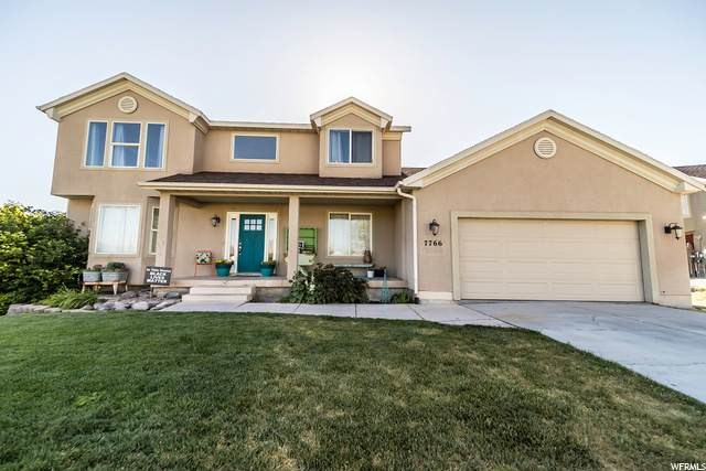 7766 N Rose St, Eagle Mountain, UT 84005 (#1686485) :: Exit Realty Success
