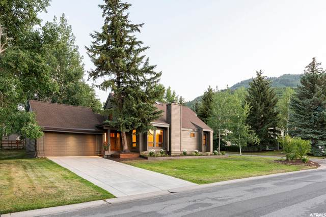 27 Payday Dr, Park City, UT 84060 (#1686496) :: Red Sign Team