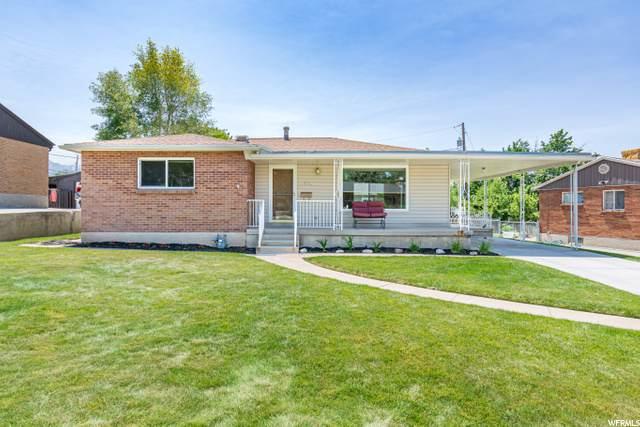 1790 E Severn S, Holladay, UT 84124 (#1686497) :: Bustos Real Estate | Keller Williams Utah Realtors