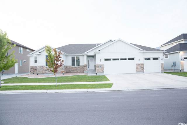 99 E Silver Oak Rd, Vineyard, UT 84059 (#1686519) :: Bustos Real Estate | Keller Williams Utah Realtors