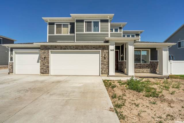 3653 S Wren St, Syracuse, UT 84075 (#1686521) :: Doxey Real Estate Group