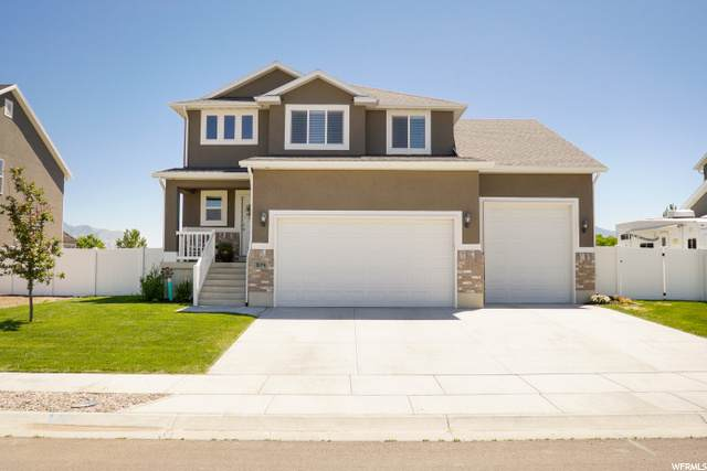 3074 S 2125 W, West Haven, UT 84401 (#1686539) :: Red Sign Team