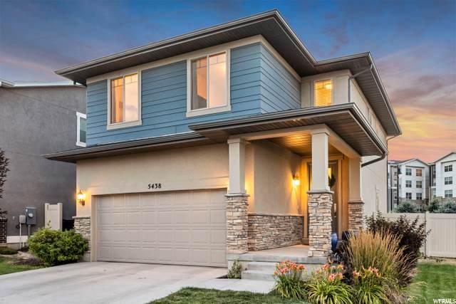 5438 W Clouds Rest Ln, Herriman, UT 84096 (#1686541) :: Bustos Real Estate | Keller Williams Utah Realtors