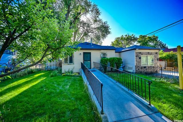 1024 S Concord St W, Salt Lake City, UT 84104 (#1686546) :: Big Key Real Estate
