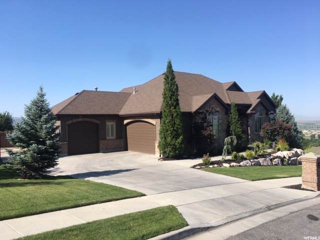 320 E Ford Canyon Dr. N, Centerville, UT 84014 (#1686562) :: Red Sign Team
