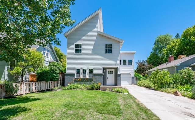 1457 S 900 E, Salt Lake City, UT 84105 (#1686563) :: Big Key Real Estate
