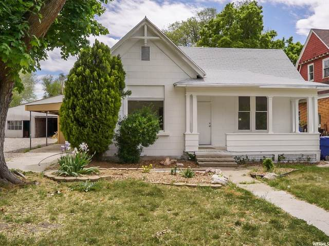 863 23RD St, Ogden, UT 84401 (#1686565) :: Utah Best Real Estate Team | Century 21 Everest