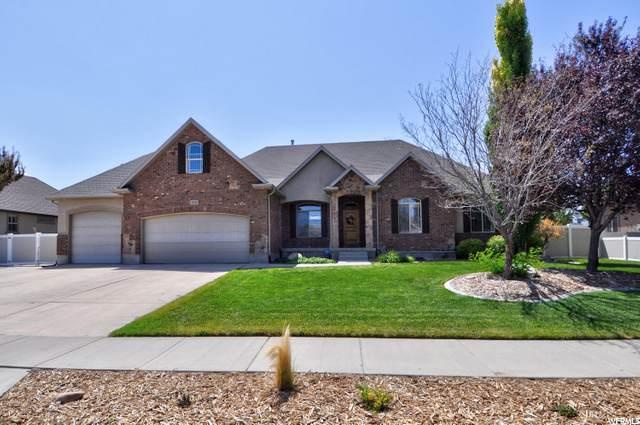12158 S 3770 W, Riverton, UT 84065 (#1686579) :: Big Key Real Estate