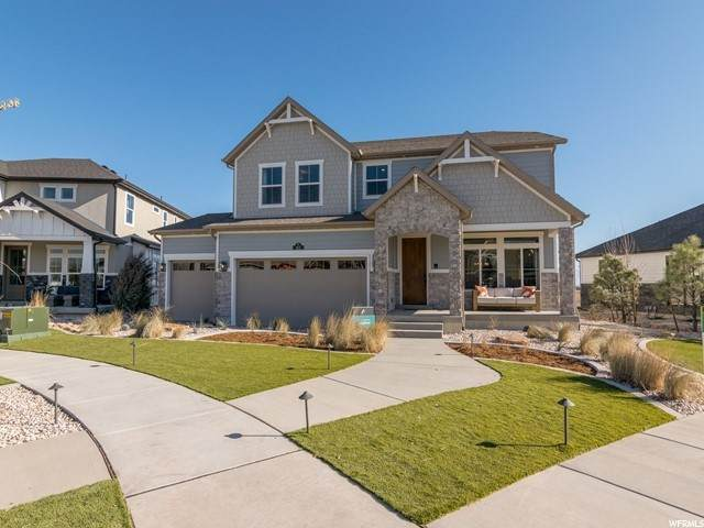 286 E Hayes Well Ln #205, Saratoga Springs, UT 84045 (#1686614) :: Big Key Real Estate