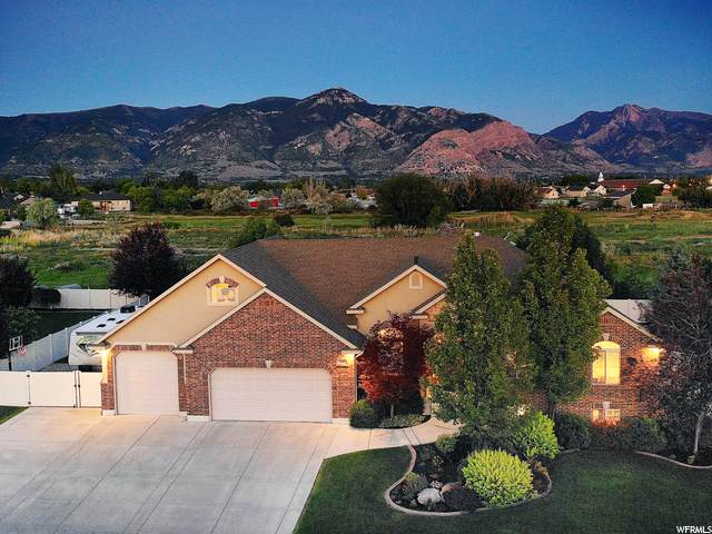 3086 Macintosh Way, Pleasant View, UT 84414 (#1686620) :: The Perry Group