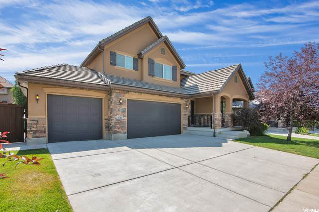 4710 N Shady View Ln W, Lehi, UT 84043 (#1686624) :: Powder Mountain Realty