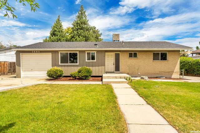 3864 W Meadow Gate Dr, West Valley City, UT 84120 (#1686625) :: Red Sign Team