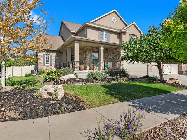 13533 S Wild Brook Dr W, Riverton, UT 84065 (#1686660) :: RE/MAX Equity