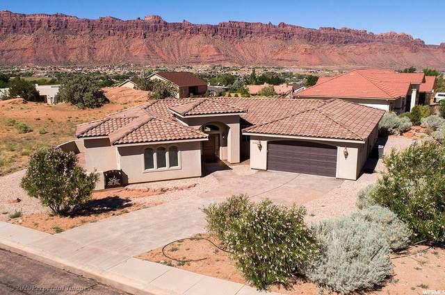 2154 S Salida Del Sol, Moab, UT 84532 (#1686664) :: Powder Mountain Realty