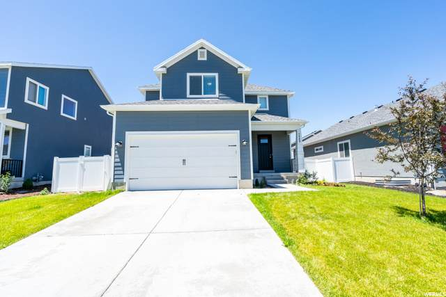 7549 N Silver Park Dr, Eagle Mountain, UT 84005 (#1686685) :: Exit Realty Success