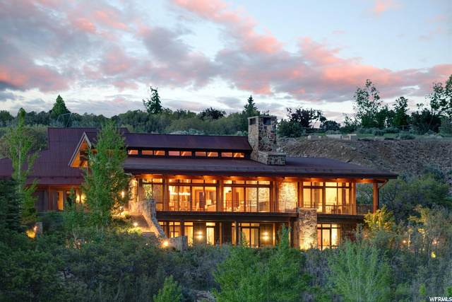 15 Eagle Pointe Ct, Park City, UT 84060 (#1686688) :: Red Sign Team