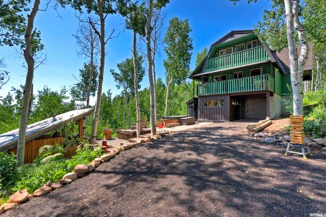 1877 Tollgate Canyon Rd, Coalville, UT 84017 (#1686700) :: Red Sign Team