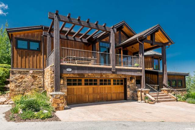 525 Rossie Hill Dr, Park City, UT 84060 (#1686704) :: Red Sign Team