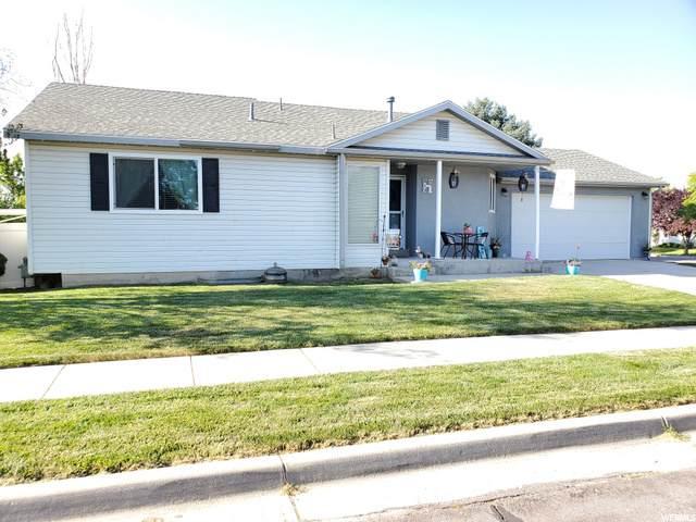 812 W Windflower Ln, Sandy, UT 84070 (#1686736) :: Bustos Real Estate   Keller Williams Utah Realtors