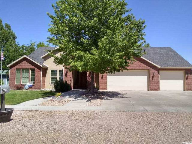 370 N 300 W, Fillmore, UT 84631 (#1686738) :: Red Sign Team