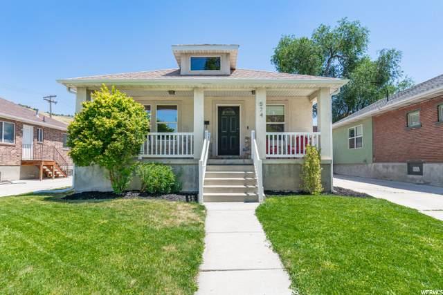 574 N Pugsley St, Salt Lake City, UT 84103 (#1686770) :: Exit Realty Success