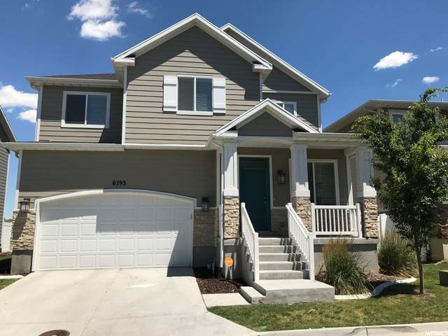 6793 S Altitude Ct S, Midvale, UT 84047 (#1686798) :: Zippro Team