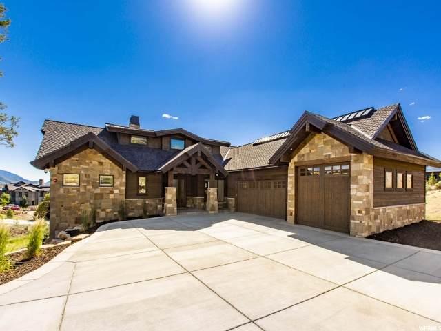 769 N Copper Belt Dr, Heber City, UT 84032 (MLS #1686817) :: High Country Properties
