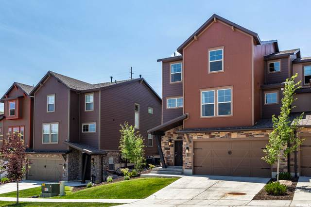 1131 W Abigail Dr #237, Kamas, UT 84036 (MLS #1686822) :: Lookout Real Estate Group