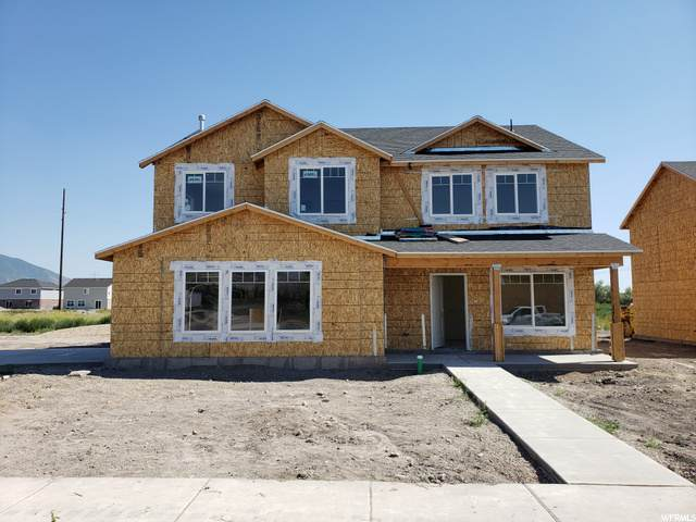 1483 W 400 N Lot 19, Springville, UT 84663 (#1686828) :: The Fields Team