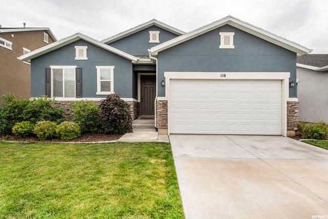 116 E 460 N, Vineyard, UT 84058 (#1686829) :: Big Key Real Estate