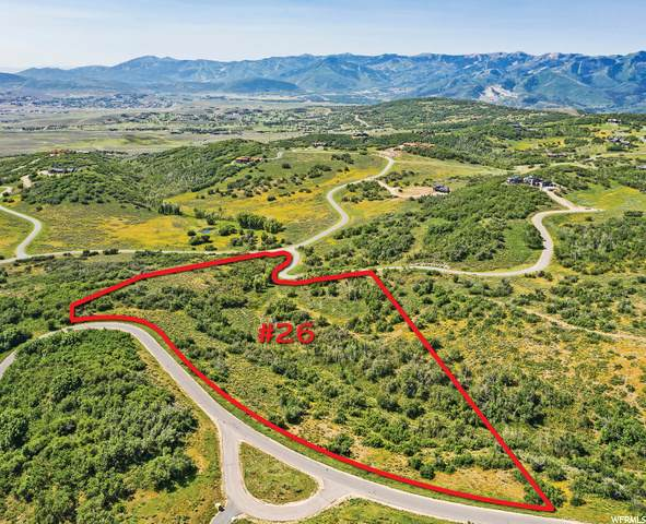 777 W Moose Hill Rd, Park City, UT 84098 (#1686853) :: Red Sign Team