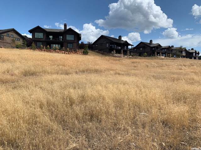 158 North Haystack Mountain Dr, Heber City, UT 84032 (#1686877) :: Red Sign Team
