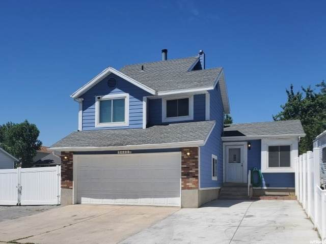 8440 S 3150 W, West Jordan, UT 84088 (#1686922) :: Gurr Real Estate