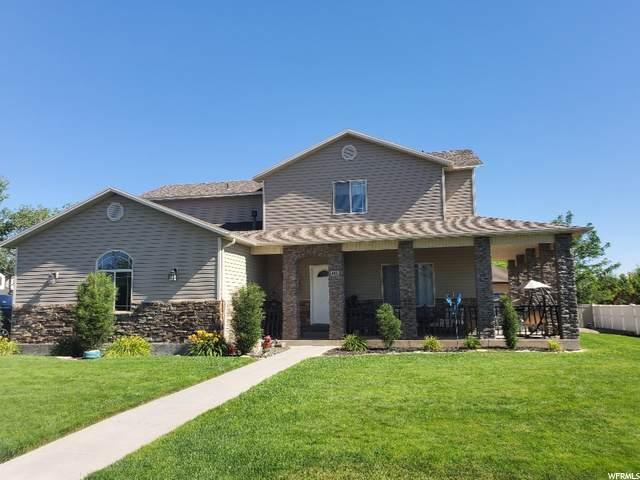 986 W 1580 S, Vernal, UT 84078 (#1686962) :: Big Key Real Estate