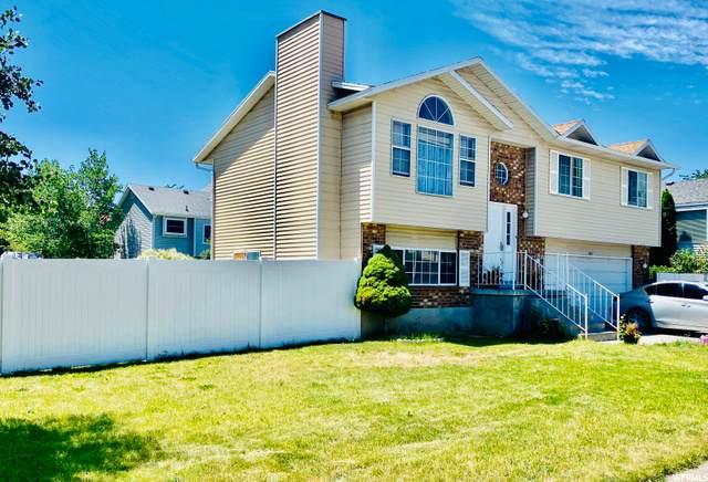 3671 W Christy Hill Way, Salt Lake City, UT 84118 (MLS #1686967) :: Lawson Real Estate Team - Engel & Völkers
