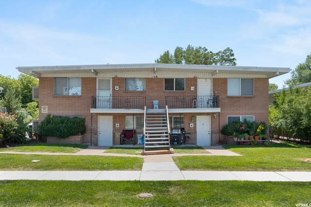 153 W 250 N, Clearfield, UT 84015 (#1686973) :: Colemere Realty Associates
