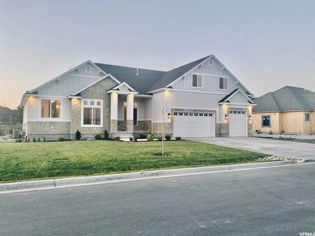 1034 W River Pass Cv S #3, South Jordan, UT 84095 (#1686976) :: Colemere Realty Associates