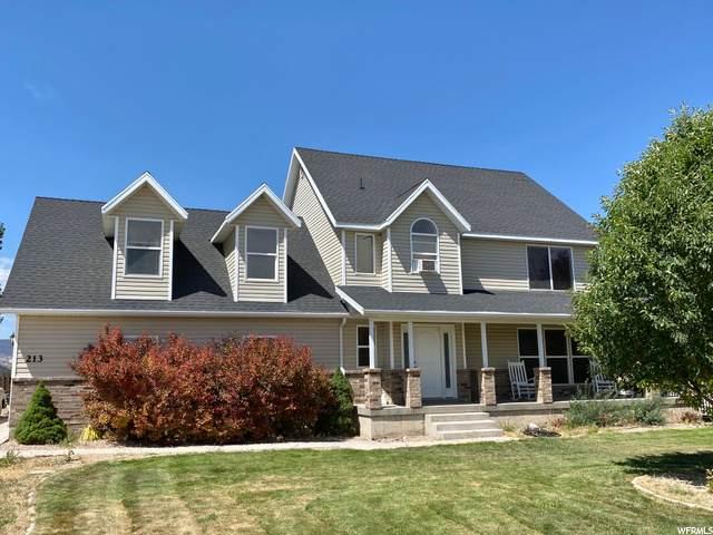 213 E 1500 N, Vernal, UT 84078 (#1687003) :: Big Key Real Estate
