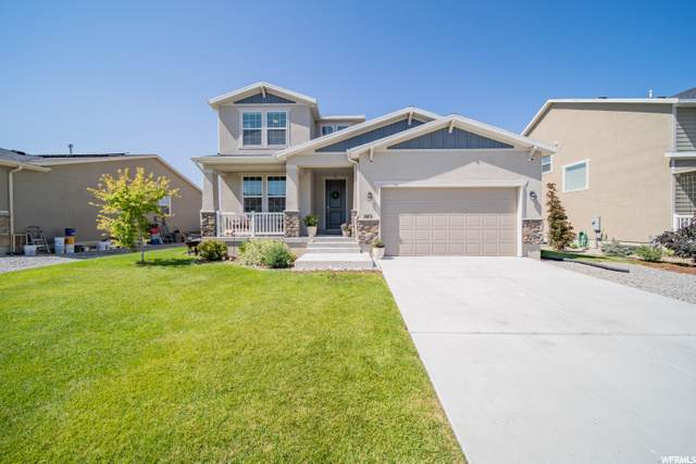 283 E Rockwood Way, Tooele, UT 84074 (#1687008) :: Colemere Realty Associates