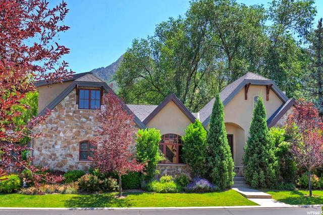 4965 S Holladay Pines Ct E, Holladay, UT 84117 (#1687043) :: Big Key Real Estate