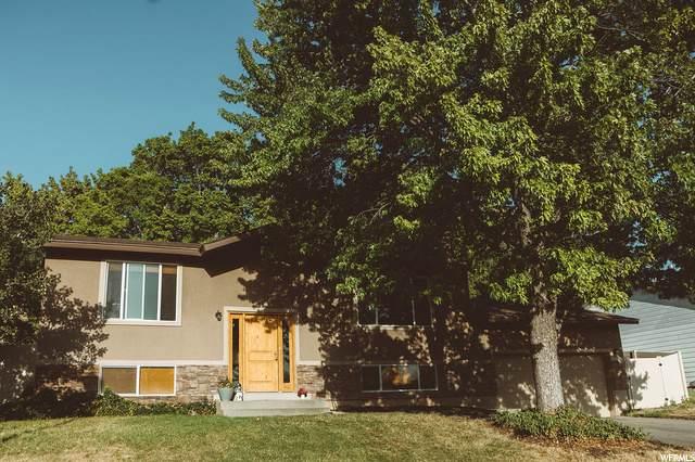 9673 S 1210 E, Sandy, UT 84094 (#1687058) :: Gurr Real Estate