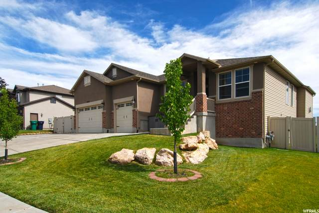 4323 W 5850 S, Hooper, UT 84315 (#1687076) :: Colemere Realty Associates