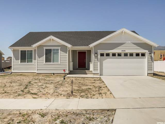 1039 E Bigelow Ave #137, Layton, UT 84040 (#1687081) :: Colemere Realty Associates