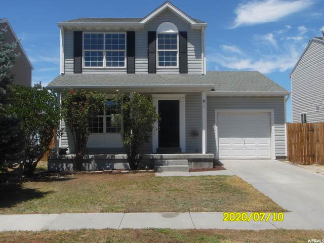 332 W Alfred Dr, Tooele, UT 84074 (#1687093) :: Red Sign Team
