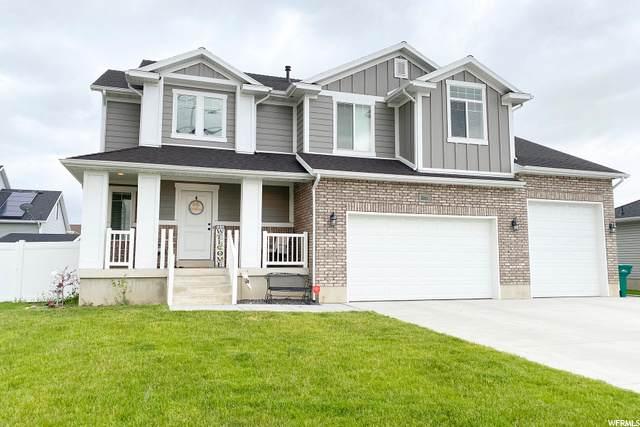 3251 W 1075 N, Layton, UT 84041 (#1687103) :: Big Key Real Estate