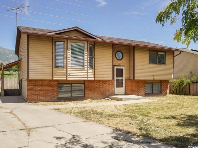 923 S 300 E, Layton, UT 84041 (#1687126) :: Big Key Real Estate