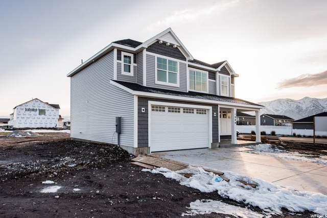 1427 E Hollyhock Ct #325, Layton, UT 84040 (#1687129) :: Big Key Real Estate