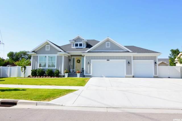 692 W Galena Grove Way S, Draper, UT 84020 (#1687134) :: Gurr Real Estate