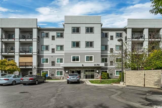 1174 E 3300 S #218, Salt Lake City, UT 84106 (#1687137) :: RE/MAX Equity