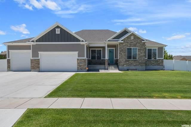 116 S Brady Ln, Kaysville, UT 84037 (#1687143) :: Big Key Real Estate
